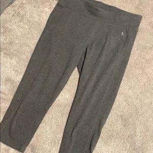 XS DANSKIN cropped leggings workout pants